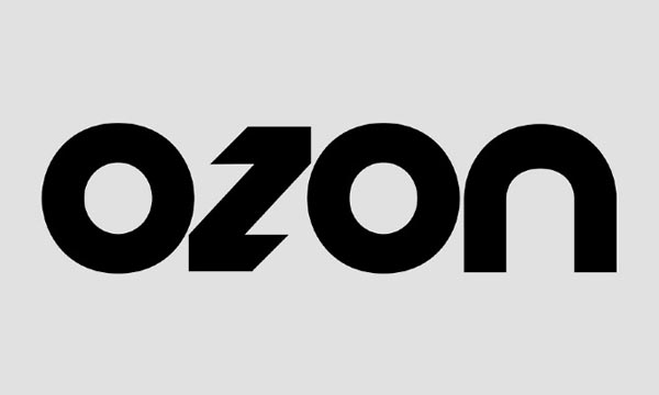 OZON Logo Design by Hellopanos and Dimitris Kourkoutis