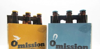 Omission - packaging by Hornall Anderson