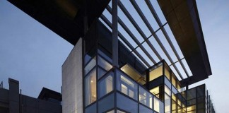 Penthouse Architecture House of the Tree by Kokaistudios