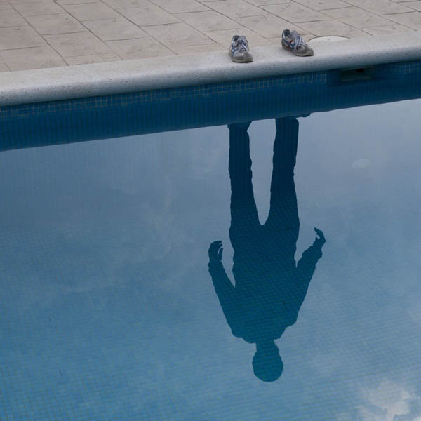 "photo series ""I'm not there"" by PoL Úbeda Hervàs"