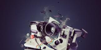 """Polaroid """"Onestep"""" Land Camera 1000 - Digital Artwork by Staudinger Franke"""