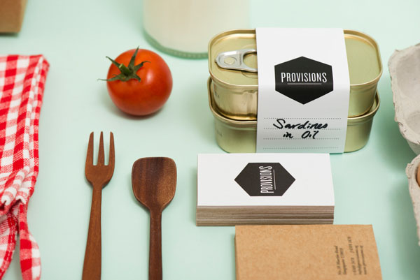 Provisions Branding and Packaging by Foreign Policy