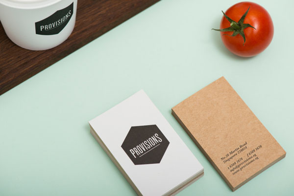 Provisions Business Cards by Foreign Policy