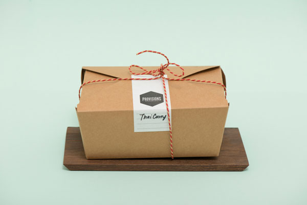 Provisions Packaging Design by Foreign Policy