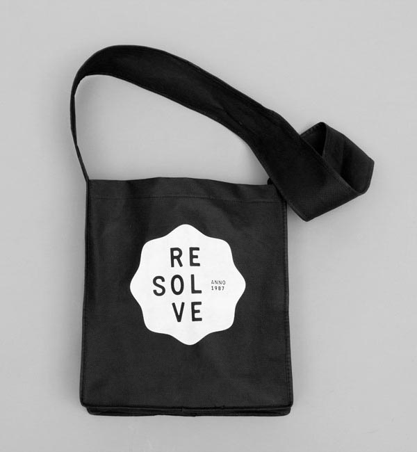 Resolve - Bag with Logo
