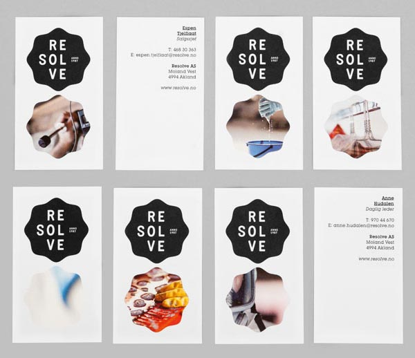 Resolve - Visual Identity Design by Neue