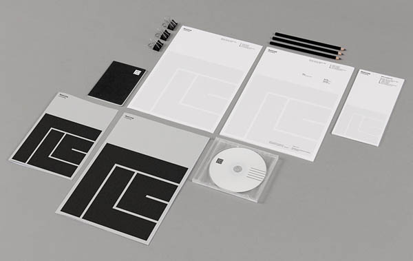 Rossi Long Consulting - Brand Identity by Matthew Hancock