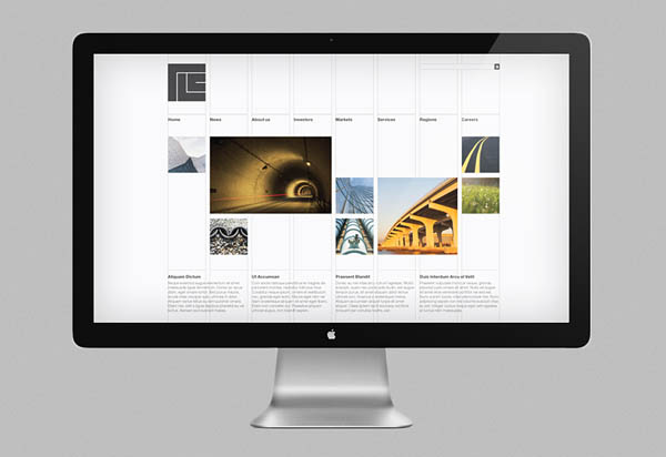 Rossi Long Consulting - Website by Matthew Hancock