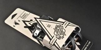 Talisman Bike Gear - Packaging Design by Jesse Lindhorst