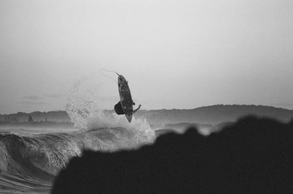The Rouge Became - Surfing Photography by Dion Agius