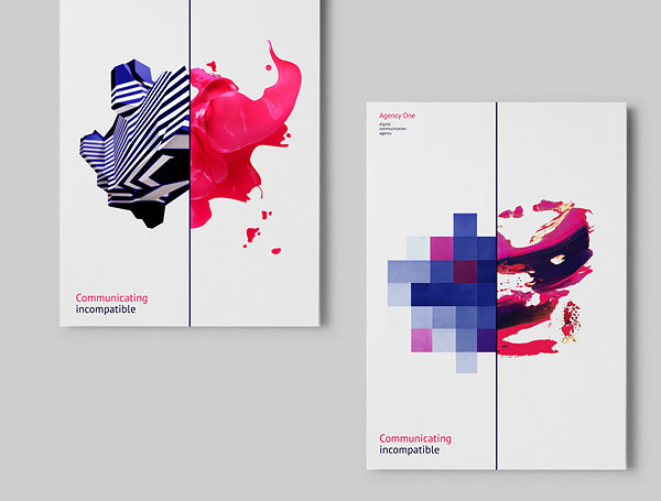 Agency One - communication design