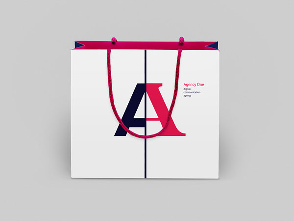 Agency One - bag design