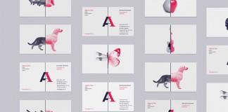 Agency One - visual identity