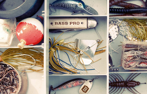 Bass pro shop brand identity by fred carriedo for Professional fishing gear