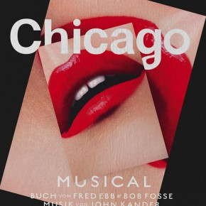 Graphic Design by Bureau Collective for the Chicago Musical at Theater St.Gallen