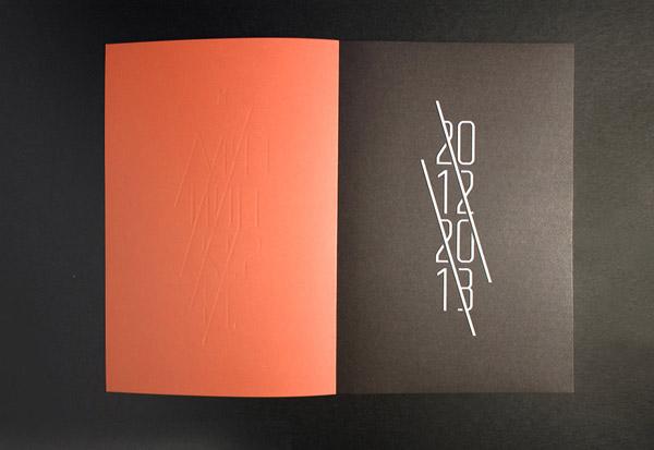 Créations 12.13 - Book Design by Les produits de l'épicerie