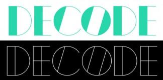Decode - Retro Styled Font