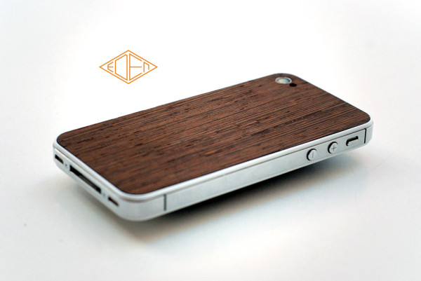 Eden wooden iPhone decor