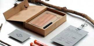 Eden wooden iPhone decor