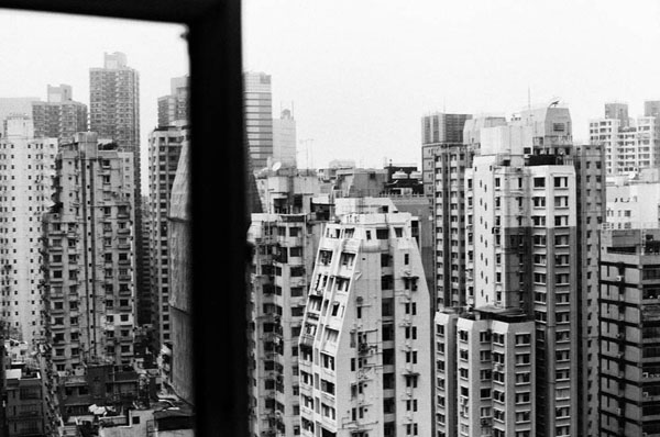 Frederic Dorizon Photography - Lost in HK 1