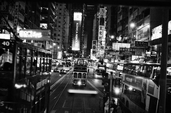 Frederic Dorizon Photography - Lost in HK 2
