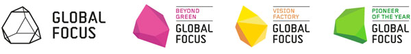 Global Focus Logo Design by Bold