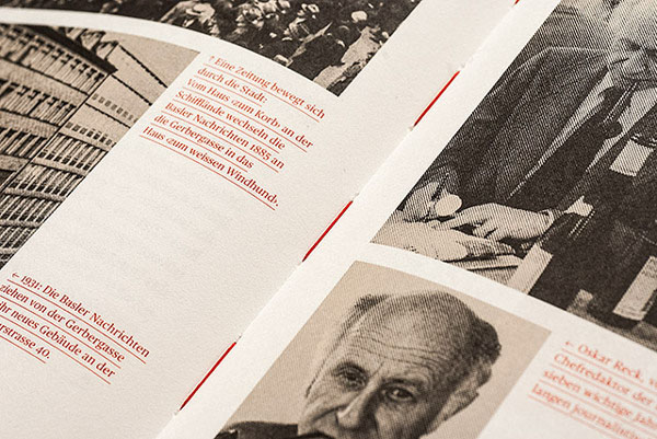 Herausgefordert. Book Layout andGraphic Design by Andreas Hidber