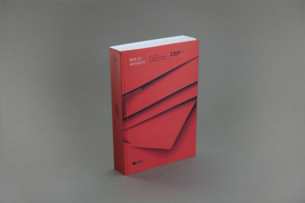 IJUP 2012 - Book Cover Design