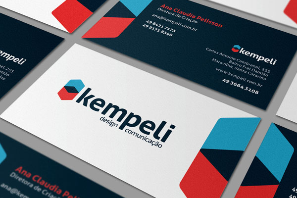 Kempeli Design - Business Cards