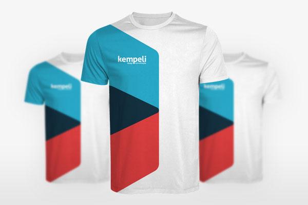Kempeli Design Rebranding - T-Shirts