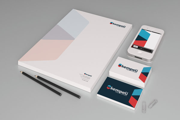 Kempeli Design - Visual Identity