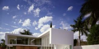 Los Amates House in Morelos, Mexico by Jorge Hernandez de la Garza