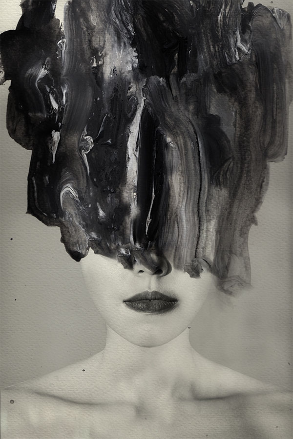 Mixed Media Painting by Januz Miralles