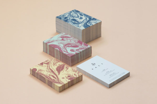 PACT Business Cards by ACRE