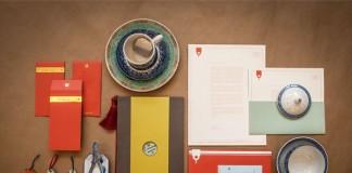 Paper Moon Visual Identity Design Catherine Renee Dimalla