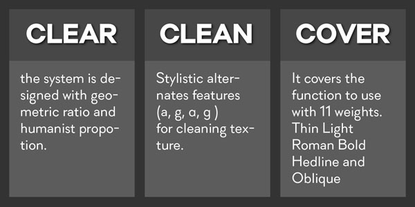 Soin Sans Pro - Modern Clean Font Family by Stawix Ruecha