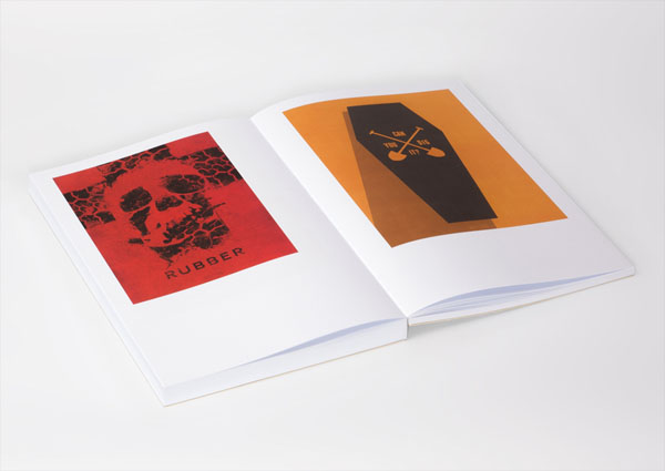 The book of The All Day Everyday Project by Hannes Beer