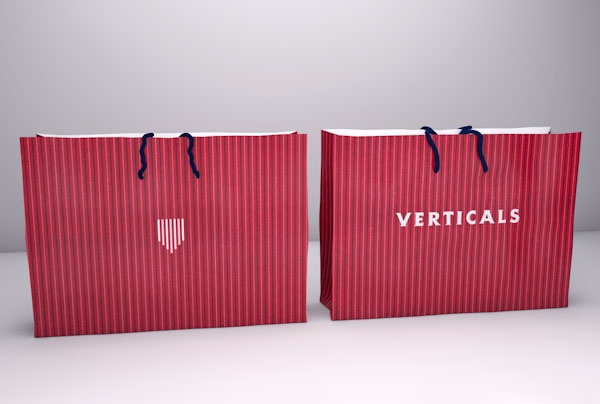 Verticals - Branding by Robinsson Cravents