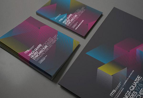Vingt-Quatre heures d'architecture - Identity by Les produits de l'épicerie