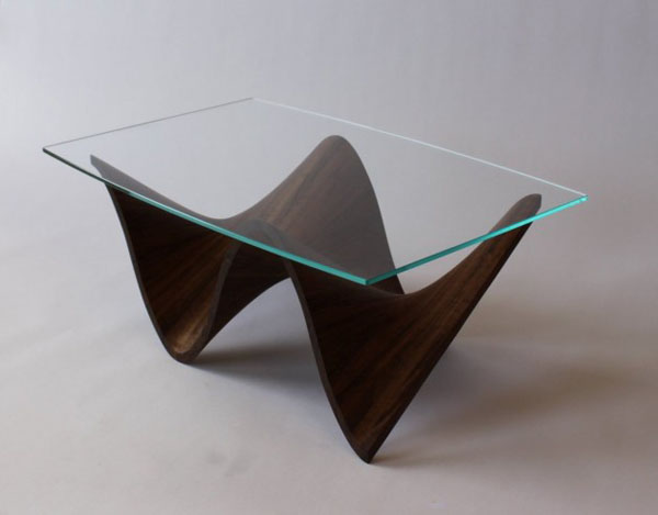 Wave Series by Merganzer Furniture
