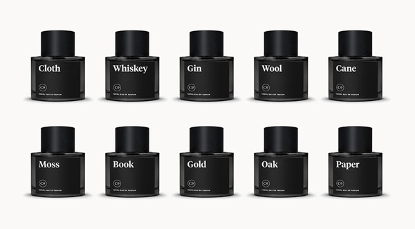 Commodity Fragrance Men Collection