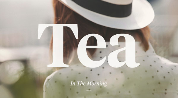 Commodity - Tea Fragrance for Women