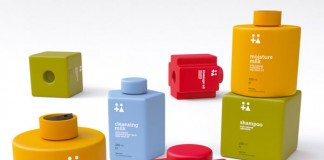 4yourBABY - Baby bath and skin care packaging by Fontos Graphic Design Studio