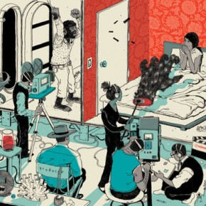 Editorial Illustrations and Drawings by Josh Cochran
