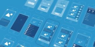App Wireframing - Mobile Web Design