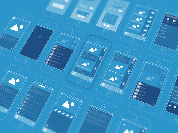 mobile web and app ui design by creativedash