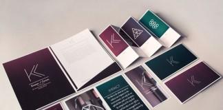 Architecture Brand Identity University Project by Matt Purcell