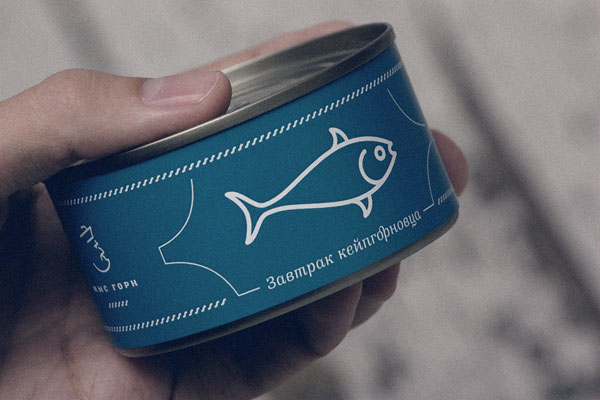 Cape Horn Yacht Services - Tuna Can Design by Sergey Tarasenko