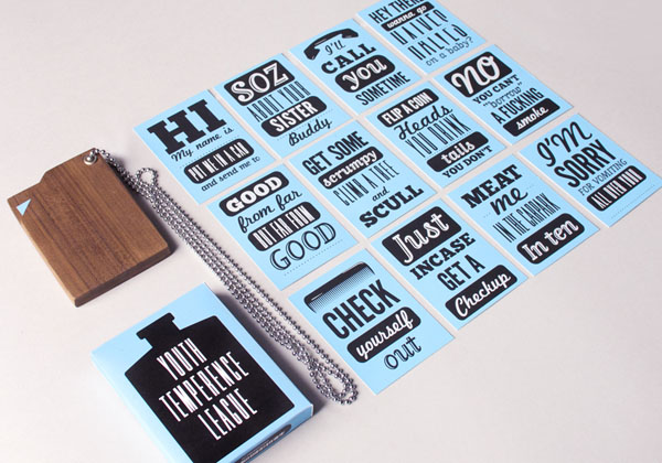 Cards, Case and Packaging Design by Matt Purcell