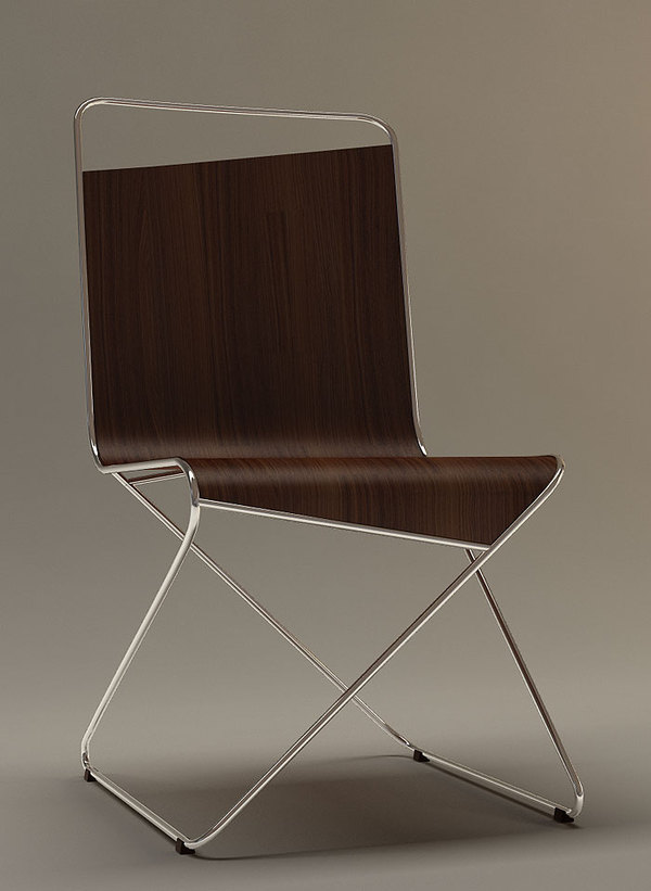 Chair - Furniture Design by Velichko Velikov